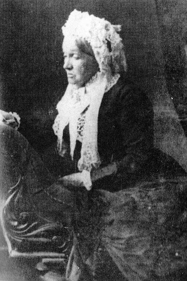 Briars Inn History, Elizabeth Throsby